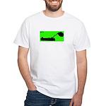 hgPod White T-Shirt