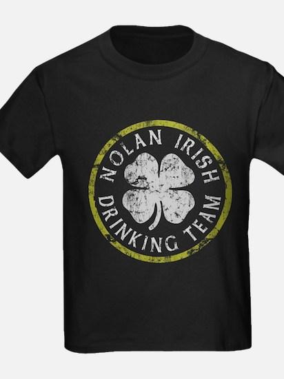Nolan Irish Drinking Team T