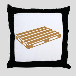 Pallet Throw Pillow