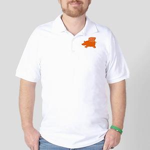 Flying Pig Golf Shirt