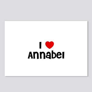 I * Annabel Postcards (Package of 8)
