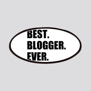 Best Blogger Ever Patch