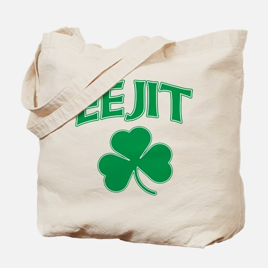 Eejit Irish Tote Bag