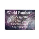 World Pantheist Movement Magnet (10 pack)