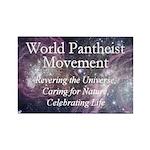 World Pantheist Movement Magnet (10 pack)