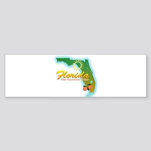 Florida Sticker (Bumper)