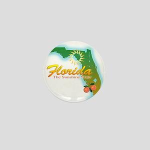 Florida Mini Button