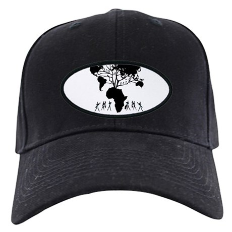 Africa Genealogy Tree Black Cap