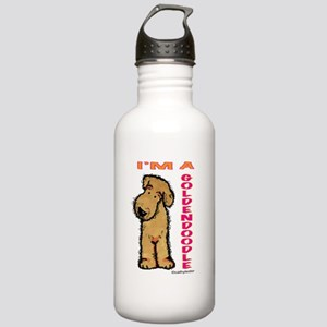 I'm a Goldendoodle Stainless Water Bottle 1.0L