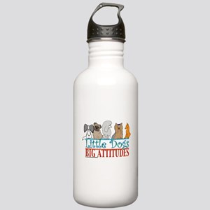 Big Attitudes Stainless Water Bottle 1.0L