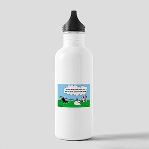 Junior Herds Stainless Water Bottle 1.0L