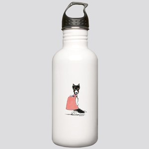 Puppies on the Way Stainless Water Bottle 1.0L