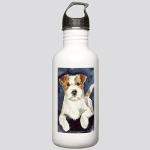 Jack Russell Terrier 2 Stainless Water Bottle 1.0L