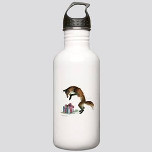 Fox and Present Stainless Water Bottle 1.0L