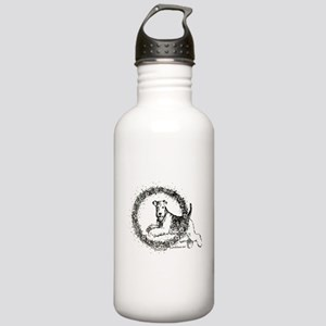 Airedale Stainless Water Bottle 1.0L