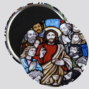 "Break Bread 2.25"" Magnet (10 pack)"
