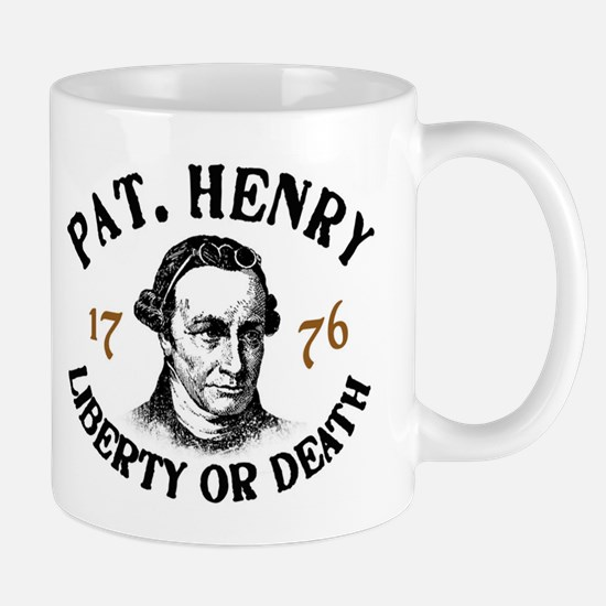 Patrick Henry - Liberty or Death Mug