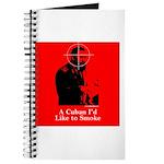 Castro - A Cuban I'd Like to Smoke Journal