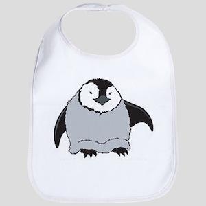 Chubby Penguin Bib
