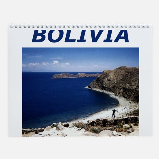 BOLIVIA Wall Calendar