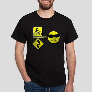 Riding Math Dark T-Shirt