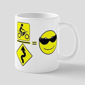 Riding Math Mug