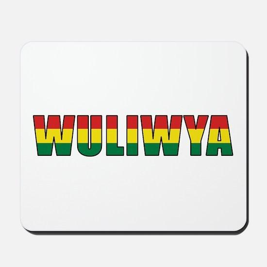 Bolivia (Aymara) Mousepad