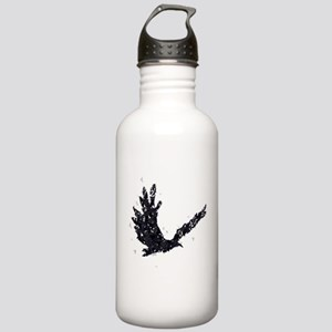 Flying CROW collage Stainless Water Bottle 1.0L