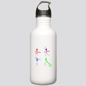 Guitar Guy Stainless Water Bottle 1.0L