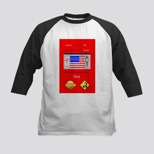 The Plutocracy in America Baseball Jersey