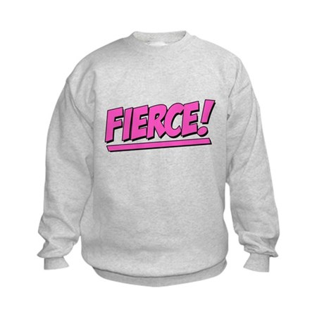 ANTM Fierce! Comic Kids Sweatshirt