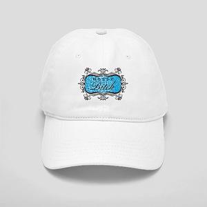 Blue Bossy Bitch Cap