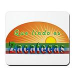 Lindo Zacatecas Mousepad
