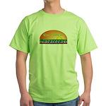 Lindo Zacatecas Green T-Shirt