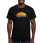 Lindo Zacatecas Men's Fitted T-Shirt (dark)