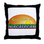 Lindo Zacatecas Throw Pillow