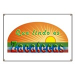 Lindo Zacatecas Banner