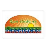 Lindo Zacatecas Postcards (Package of 8)