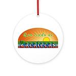 Lindo Zacatecas Ornament (Round)