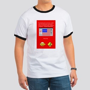 The Plutocracy in America T-Shirt