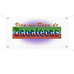Mi Raza de Zacatecas Banner