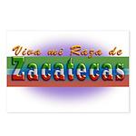 Mi Raza de Zacatecas Postcards (Package of 8)