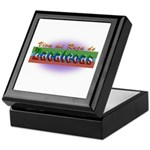Mi Raza de Zacatecas Keepsake Box