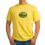 Zacatecas Que Lindo Yellow T-Shirt