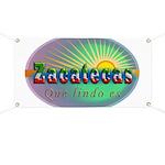Zacatecas Que Lindo Banner