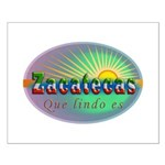 Zacatecas Que Lindo Small Poster