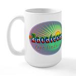 Zacatecas Que Lindo Large Mug