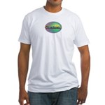 Zacatecas Que Lindo Fitted T-Shirt