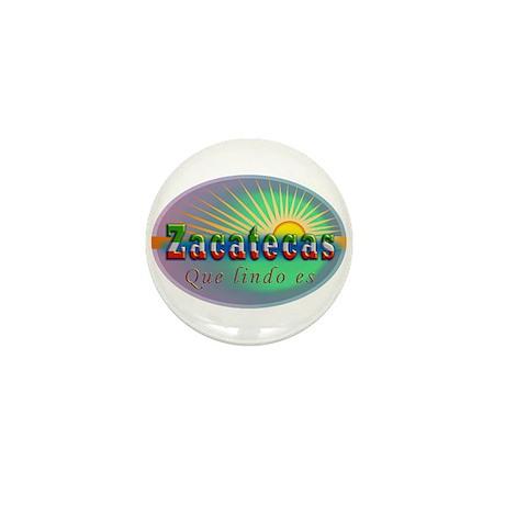 Zacatecas Que Lindo Mini Button (100 pack)