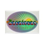 Zacatecas Que Lindo Rectangle Magnet